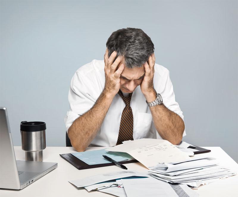 gérer la pression au travail